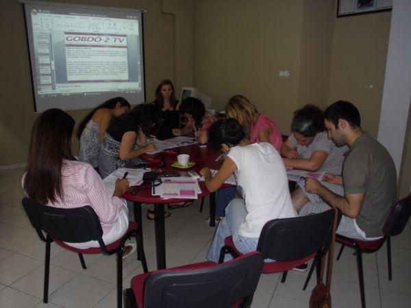 hizmetiçi eğitimdeyken(2011)