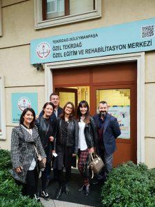 Özel Tekirdağ Özel Eğitim ve Rehabilitasyon Merkezi